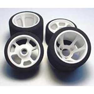 Front Tyres 1/12 - SILVER (35)