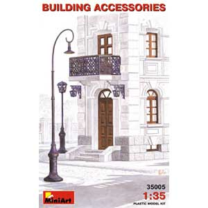 Building Accessories (1/35)