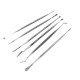 Stainless Steel Carvers (6Pcs)